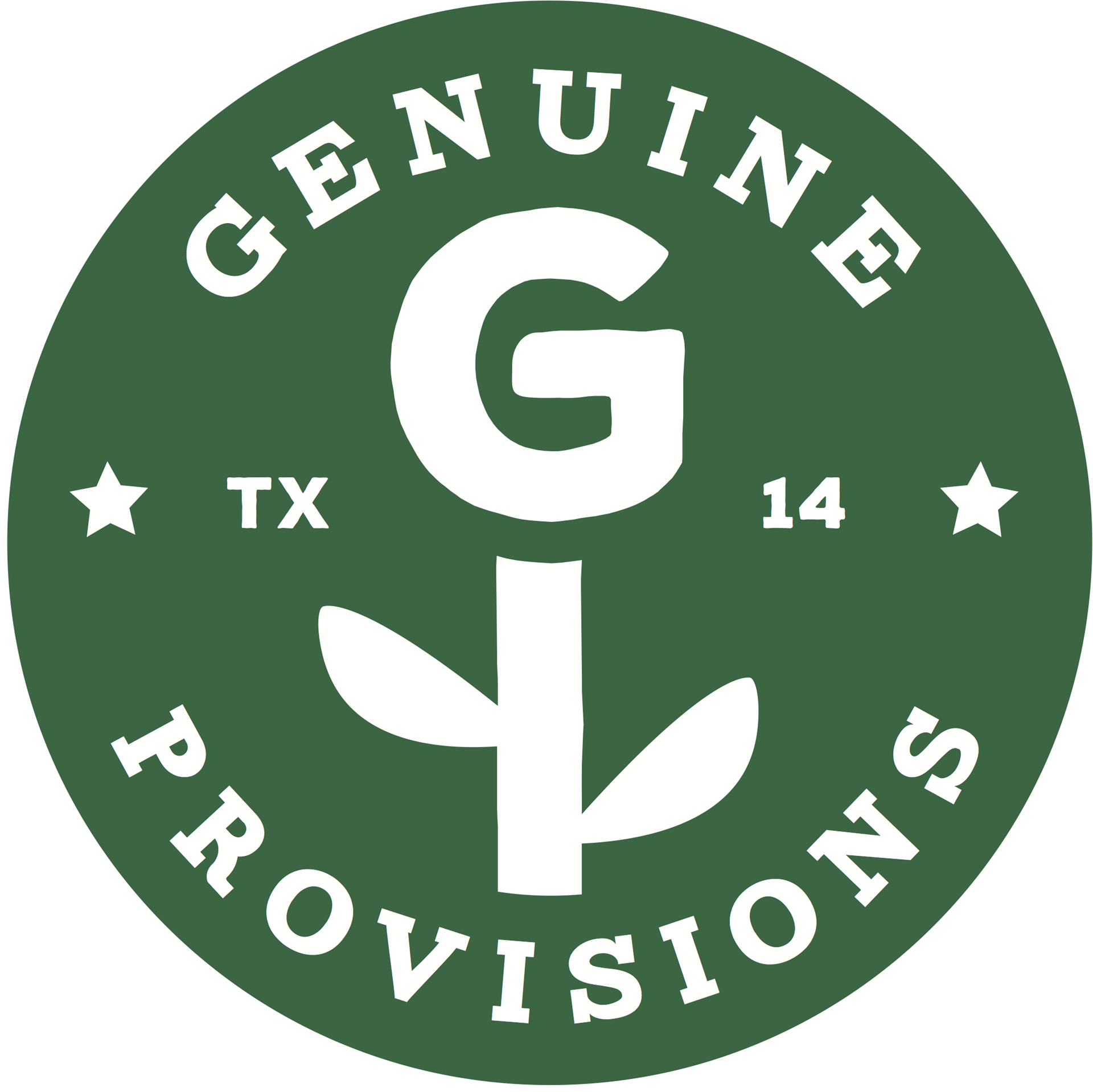 GROW North Texas - Genuine Provisions